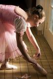 Bailarina nova Foto de Stock