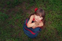 Bailarina pequena Imagem de Stock