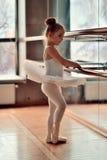 Bailarina pequena foto de stock royalty free