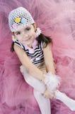 Bailarina pequena Fotografia de Stock Royalty Free