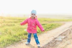 Bailarina pequena Fotografia de Stock