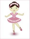 Bailarina preciosa hermosa de la muchacha Foto de archivo