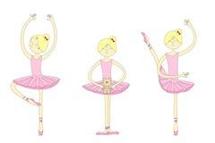 Bailarinas Fotografia de Stock