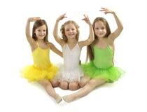 Bailarinas Imagens de Stock Royalty Free