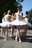 Bailarinas Fotos de Stock