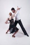 Bailarines Fotografía de archivo libre de regalías