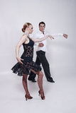 Bailarines Imagen de archivo