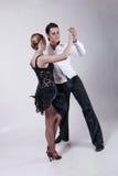 Bailarines Foto de archivo libre de regalías