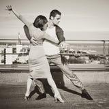 Bailarines Fotos de archivo
