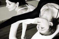 Bailarines #41 Foto de archivo libre de regalías