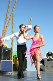 Bailarines Imagenes de archivo
