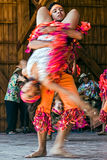 Bailarines colombianos 2 Fotografía de archivo