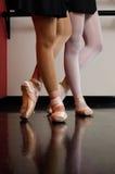Bailarines de ballet Fotos de archivo