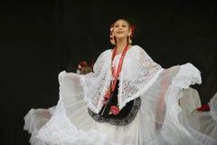 Bailarines de Folklorico Fotos de archivo libres de regalías