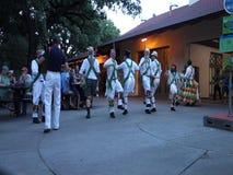Bailarines de Morris en el minnehaha