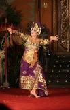 Bailarines del Balinese Imágenes de archivo libres de regalías