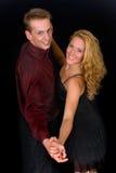 Bailarines del salón de baile Imagenes de archivo