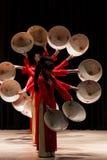 Bailarines - festival internacional de la danza Imagen de archivo