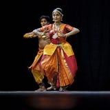 Bailarines populares indios Imagenes de archivo