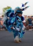 Bailarines tribales Fotos de archivo libres de regalías