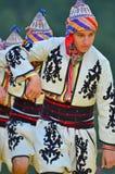 Bailarines turcos Foto de archivo libre de regalías