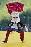 Bailarines turcos Fotos de archivo