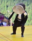 Bailarines turcos Imágenes de archivo libres de regalías