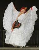 Bailarín de Folklorico Fotografía de archivo libre de regalías