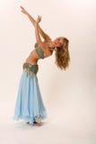 Bailarín de vientre Imagenes de archivo