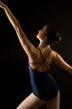 Bailarín moderno joven Fotos de archivo