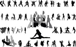 Baile Imagenes de archivo