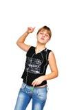 Baile adolescente fotos de archivo