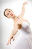 Baile agraciado Foto de archivo libre de regalías