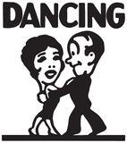 Baile 5 stock de ilustración