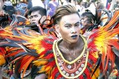 Baile de la calle Fotos de archivo libres de regalías
