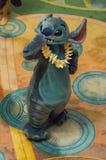 Baile de la puntada a bordo la magia de Disney Imágenes de archivo libres de regalías