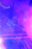 Baile de la silueta Imagen de archivo