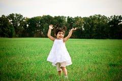 Baile del niño Imágenes de archivo libres de regalías
