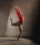 Baile femenino joven fotos de archivo