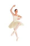 Baile hermoso de la bailarina Imagenes de archivo