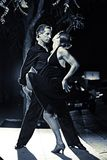 Baile los pares Imagen de archivo