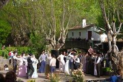 Baile Mandado Stock Photo