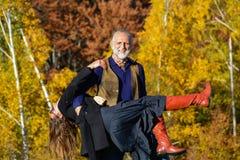 Baile mayor de los pares Foto de archivo libre de regalías