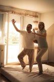 Baile mayor de los pares Imagen de archivo