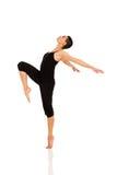 Baile profesional del bailarín foto de archivo libre de regalías