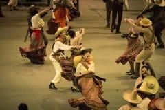 Baile Revolucionario Arkivfoton