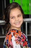 Bailee Madison, Jonas Brothers Royalty Free Stock Photography