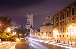 Free Bailen Street And Spain Square In Madrid Royalty Free Stock Image - 36307106