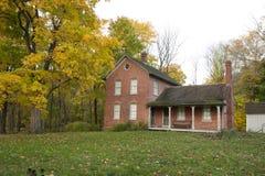 Bailey homestead in autumn. Stock Image