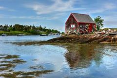Bailey Island - Maine lizenzfreie stockfotografie